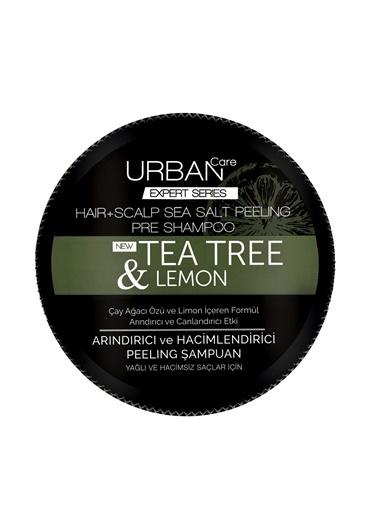 Urban Care Çay Ağacı Özü Ve Limon İçeren Arındırıcı Canlandırıcı Etkili Peeling Şampuan 200 Ml Renksiz
